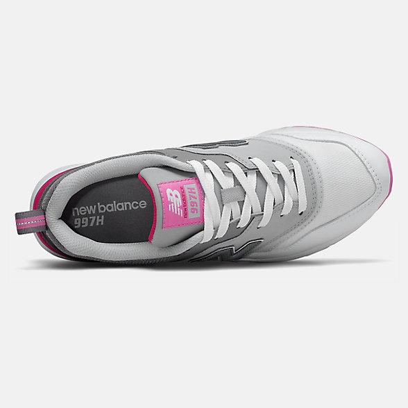 new balance 997h donna rosa