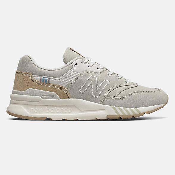 New Balance 997H系列女款复古休闲鞋, CW997HBG