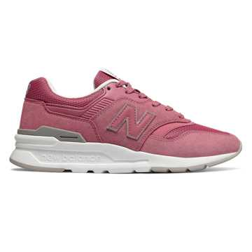 New Balance 997H Classic Essential, Mineral Rose with Light Cyclone