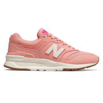 New Balance 997H, White Peach with Carnival