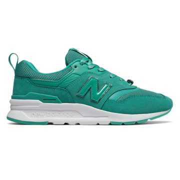 New Balance 997H Mystic Crystal, Verdite with White