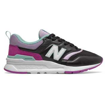 New Balance 997H, Purple with Black