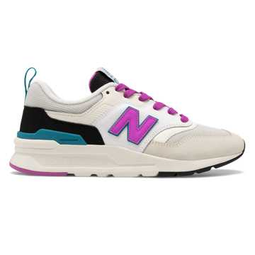 New Balance 997H, Sea Salt with Peony