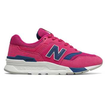 New Balance 997H, Pink with Blue