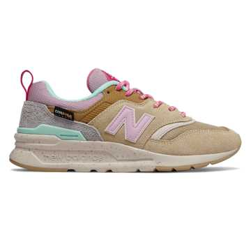 New Balance 997H, Incense with Oxygen Pink
