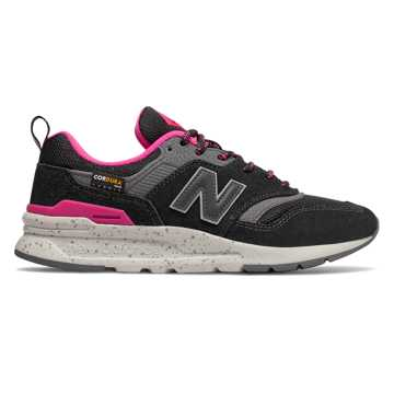 New Balance 997H, Black with Magnet