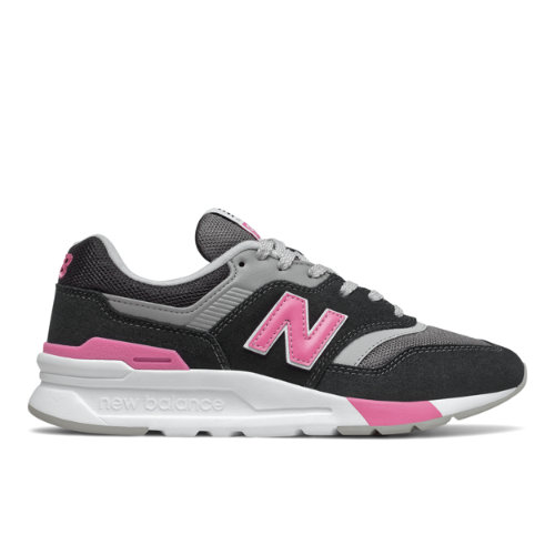 New Balance 997H - Mujeres EU 41, Grey/Pink