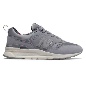 New Balance 997H, Smokey Quartz with Kite Purple