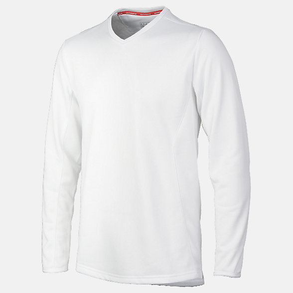 New Balance Cricket Sweater, EMT7017WT
