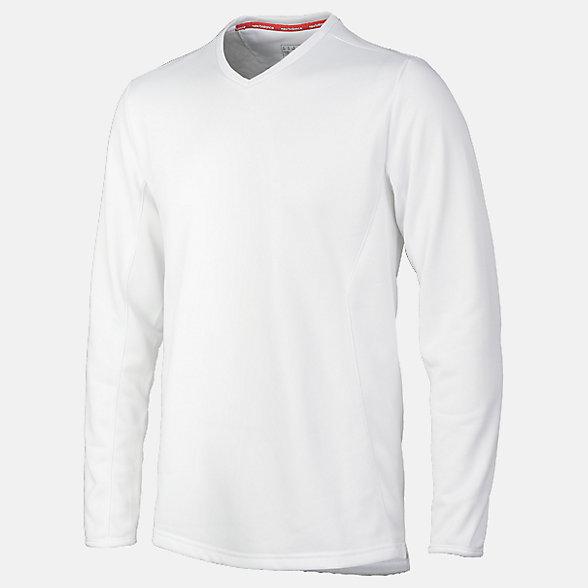 New Balance Cricket Sweater, EMT7017WT