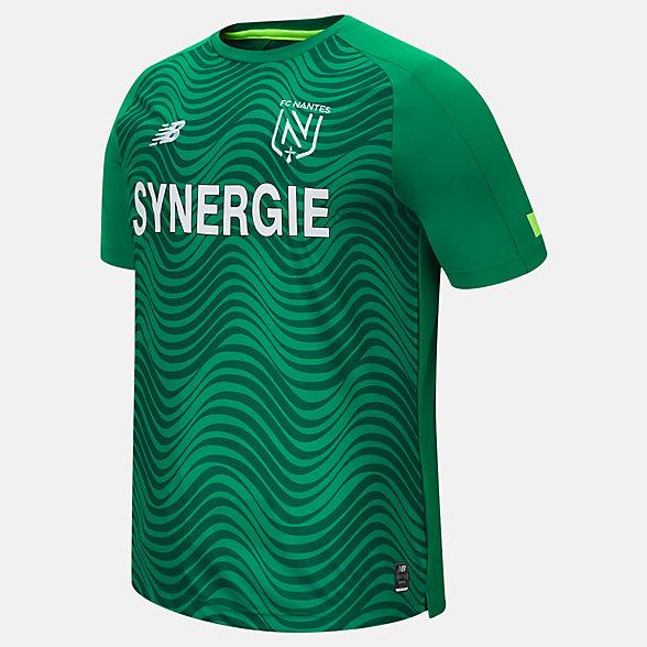 NB FC Nantes Auswärtstrikot, EMT9051PRG
