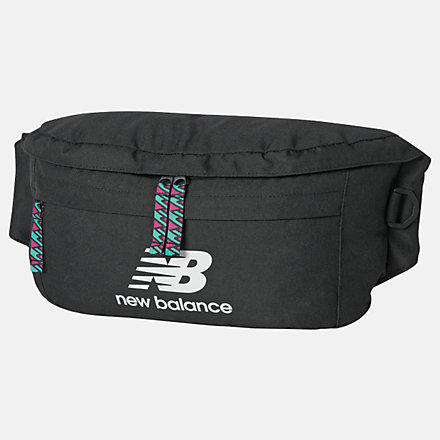 New Balance NB Athletics Terrain Waist Pack Large, EQ03061MBK image number null