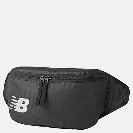 New Balance NB Running Waist Pack, EQ03072MBSI image number null