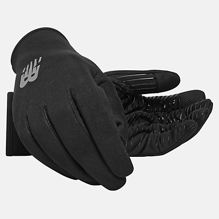 NB NBF Team Player Gloves, EQ93916MBKW image number null