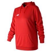 New Balance Teamwear Training Hoodie, High Risk Red