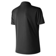 New Balance Teamwear Training Polo, Black