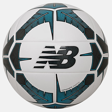 New Balance Dynamite Match Football, FB93004GWHS image number null