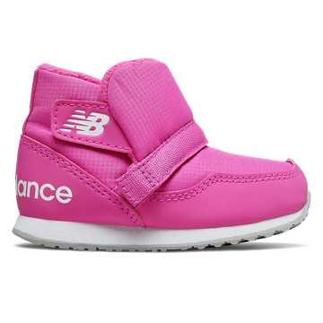 New Balance 996系列儿童雪地靴, 玫红色
