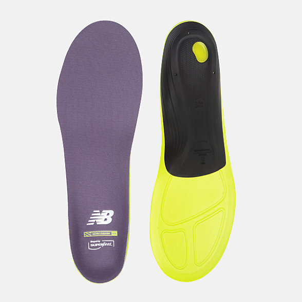 New Balance Running Womens Ultra Cushion CFX Insole, FL6395