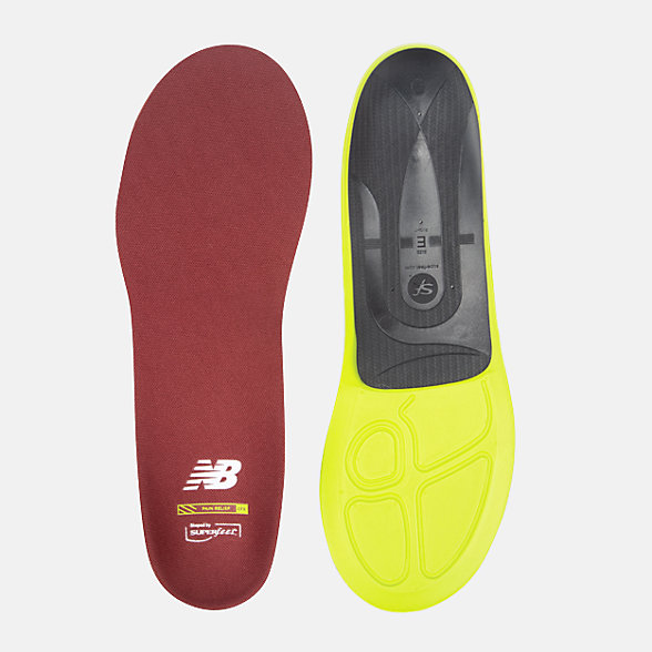 New Balance Running Pain Relief CFX Insole, FL6397
