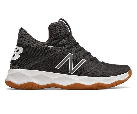 22ebda341cf5 New Balance FreezeLX 2.0 Box, Black with White