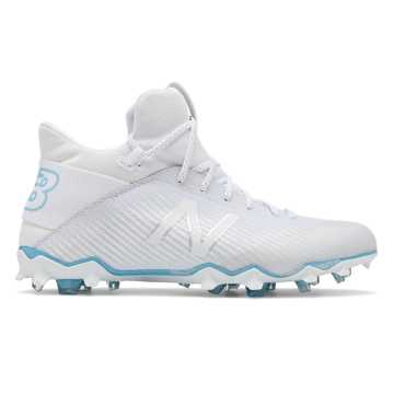 New Balance FreezeLX 2.0 Limited Edition, White with Polar Blue