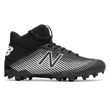 New Balance Freeze 2.0 Junior, Black with White
