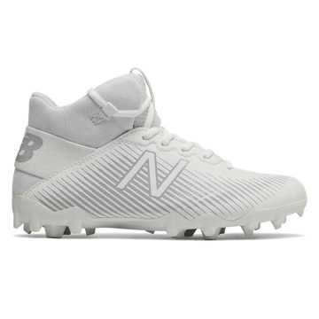 New Balance Freeze 2.0 Junior, White with Silver