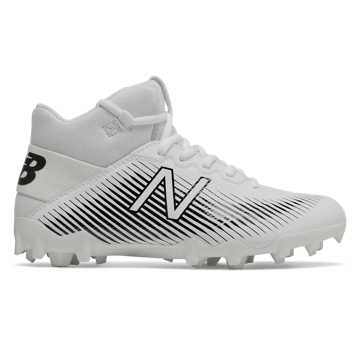 New Balance Freeze 2.0 Junior, White with Black