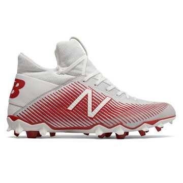 New Balance FreezeLX 2.0, White with Red