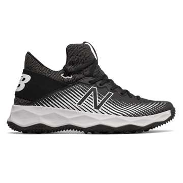 New Balance FreezeLX 2.0 Turf, Black with White