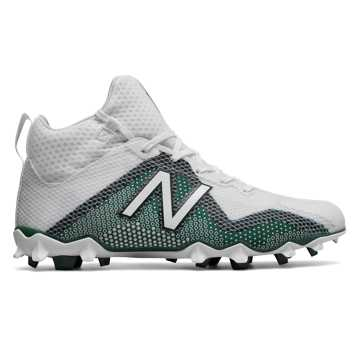 New Balance FreezeLX, White with Green