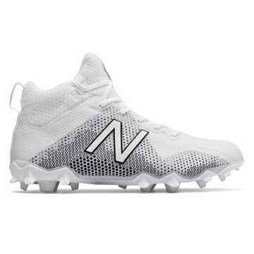 New Balance FreezeLX, White with Black
