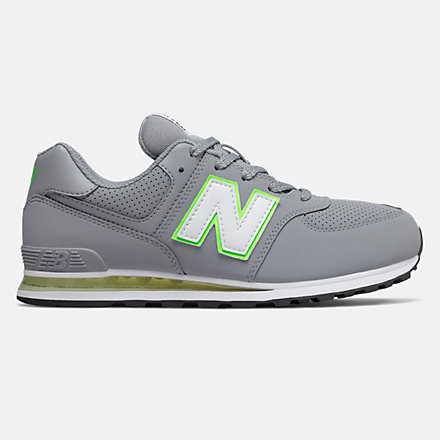 New Balance 574 Translucent, GC574EWG image number null