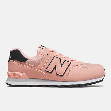 New Balance 574 Fashion Metallic, GC574FC2 image number null