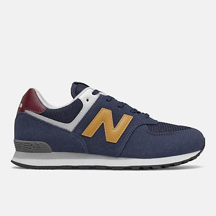 Kids' 574 Lifestyle Shoes - New Balance