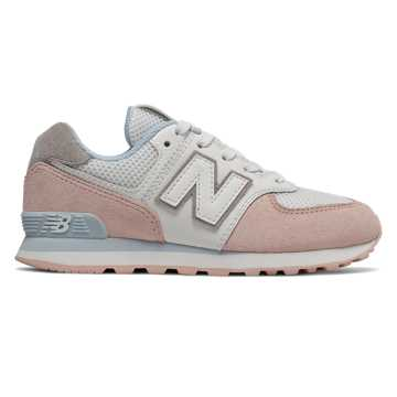 New Balance 574 Summer Sport, Oyster Pink with Air