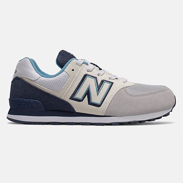 New Balance 574 Shadow Logo Pack, GC574UPN