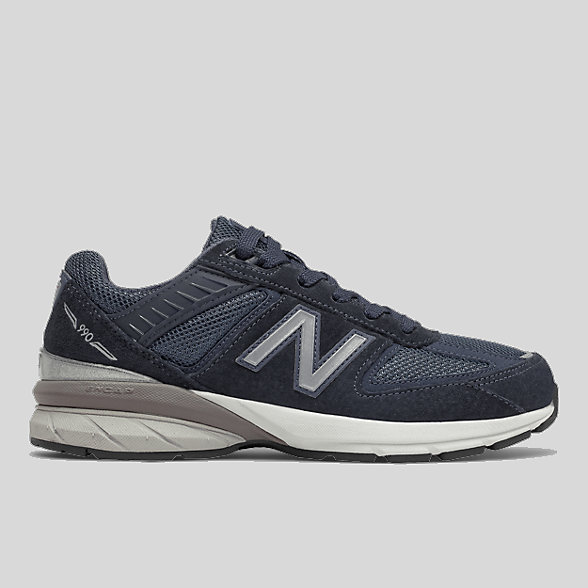 New Balance 990V5儿童休闲运动鞋, GC990NV5