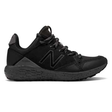 New Balance Fresh Foam Crag, Black with Magnet
