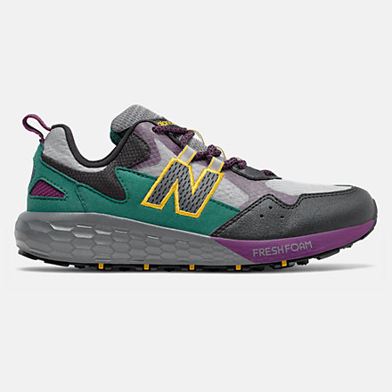 New Balance Fresh Foam Crag, GECRGLC2 image number null