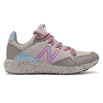 New Balance Fresh Foam Crag, Rain Cloud with Summer Sky & Light Peony