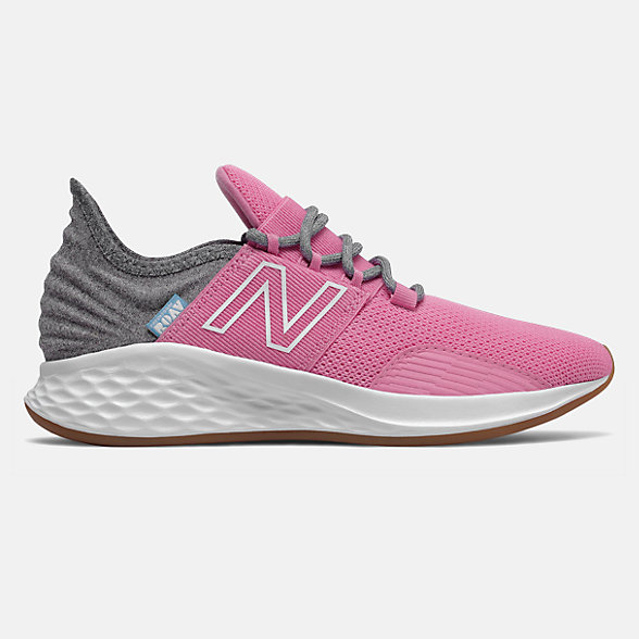 New Balance Fresh Foam Roav Tee Shirt, GEROVTC