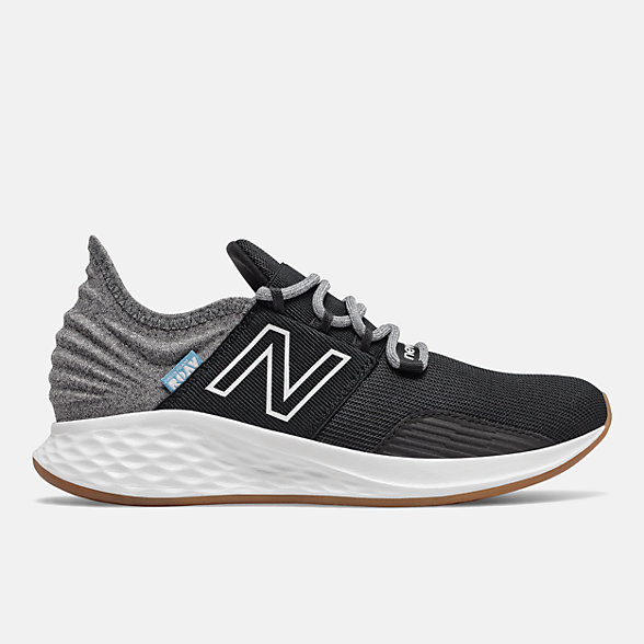 New Balance Fresh Foam Roav Tee Shirt, GEROVTK
