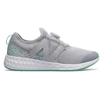 New Balance N Speed, Light Aluminum with Tidepool