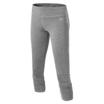 New Balance Performance Tight, Charcoal Heather