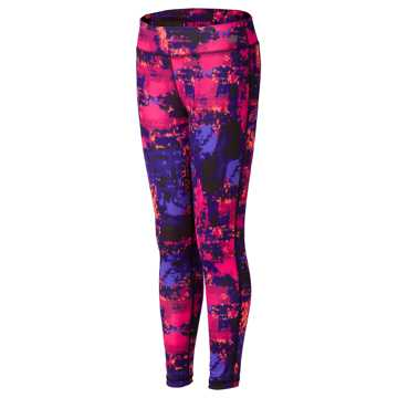 New Balance Fashion Performance Tight, Alpha Pink