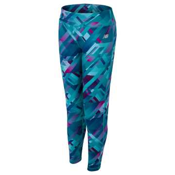 New Balance Printed Fashion Performance Tight, Pisces