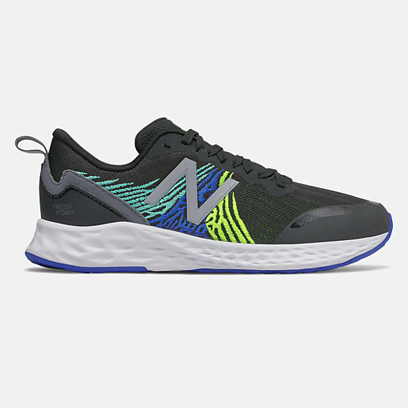 NB Kids Fresh Foam Tempo, GPTMPBL