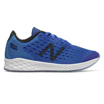 New Balance Fresh Foam Zante Pursuit, Vivid Cobalt with Black